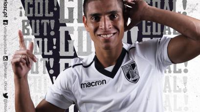 Paolo Hurtado anotó en empate del Vitória Guimaraes