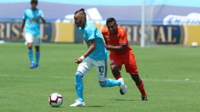 Sporting Cristal: Patricio Arce estará un mes de baja