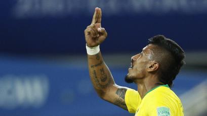 Rusia 2018: Paulinho fue la figura del triunfo de Brasil ante Serbia