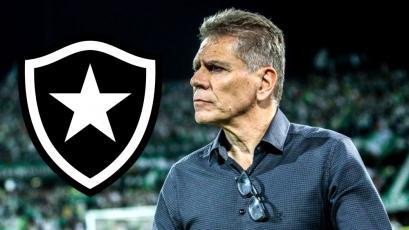 Botafogo del peruano Alexander Lecaros anunció a Paulo Autuori como su nuevo DT (VIDEO)