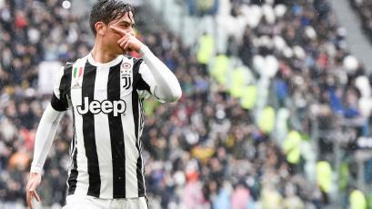 Dybala guía a su equipo hacia el liderato de la Serie A