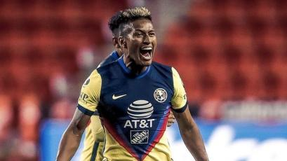 Pedro Aquino marcó un golazo con Club América en otra victoria clave en México (VIDEO)