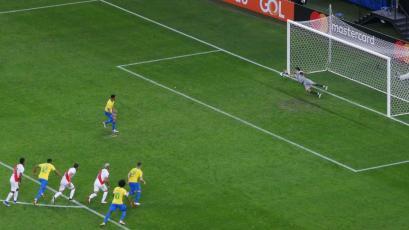 Perú 0-5 Brasil: Pedro Gallese le atajó un penal a Gabriel Jesus en el último minuto y evitó el sexto