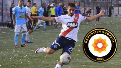 Liga2: Pedro Gutiérrez fichó por Deportivo Coopsol y aseguró que solo