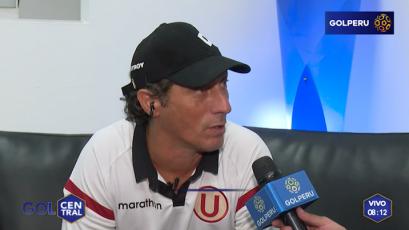 """Pedro Troglio: """"Me gustaría jugar mal y ganar"""""""