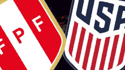 Perú visita a Estados Unidos en partido amistoso