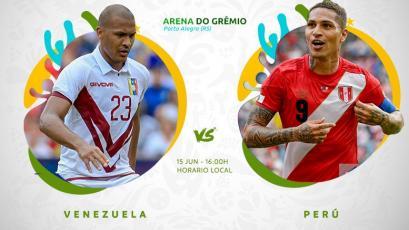 Copa América Brasil 2019: Perú se mide ante Venezuela por el Grupo A