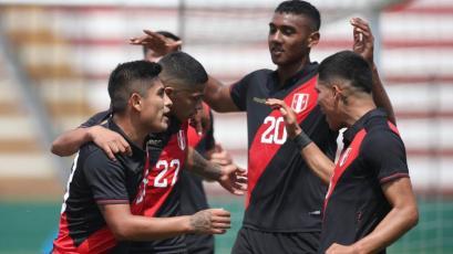 Perú venció 1-0 a Colombia en amistoso Sub 23 con gran golazo de Kevin Quevedo (VIDEO)