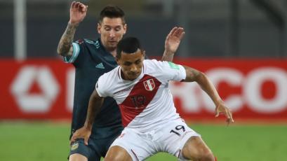 Perú vs Argentina: el penal que la Selección Peruana pudo encontrar en el primer tiempo