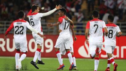 Sudamericano Sub-17: Perú se mide ante Ecuador y busca la clasificación al hexagonal final