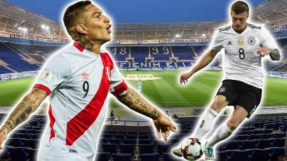 Selección Peruana: el amistoso ante Alemania se jugará el 9 de setiembre