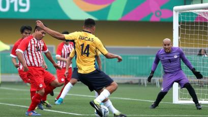 Juegos Parapanamericanos Lima 2019: Perú perdió con Brasil en Fútbol 7 en el debut