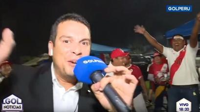 Perú vs. Colombia: toda fiesta y color de la previa del partido en el Hard Rock Stadium (VIDEO)