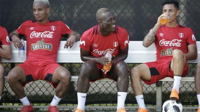 Selección Peruana: Los once que alineó Ricardo Gareca en la práctica