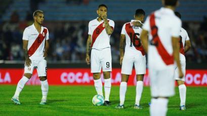 Perú vs Uruguay: así formaría la bicolor ante los celestes el martes en el estadio Nacional