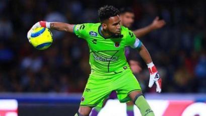 Gallese y Cartagena fueron convocados por Veracruz para la jornada en México