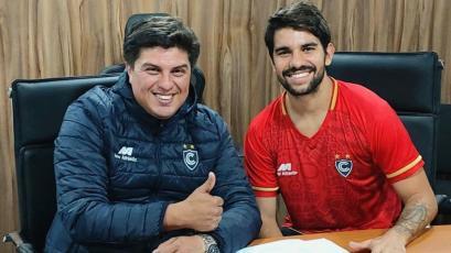Cienciano del Cusco fichó a Pier Larrauri para buscar el título de la Liga1 Movistar 2020