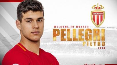 Mónaco paga 25 millones de euros por un delantero de 16 años