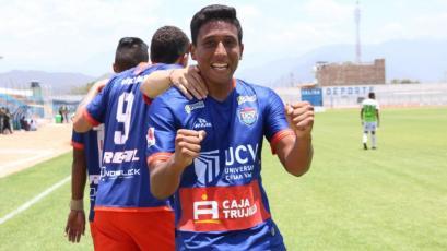 César Vallejo derrotó 2-0 a Pirata FC en Olmos y lo dejó a un paso del descenso