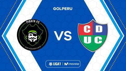 Liga1 Movistar: Pirata FC recibe en Olmos a Unión Comercio por la fecha 3 del Torneo Clausura