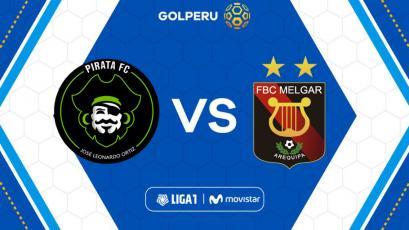 Pirata F.C recibe a Melgar por la sexta fecha de la Liga1 Movistar