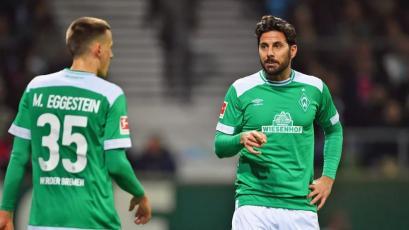 Delantero juvenil del Werder Bremen:
