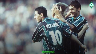 Se cumplen 20 años de la llegada de Claudio Pizarro a la Bundesliga (VIDEO)