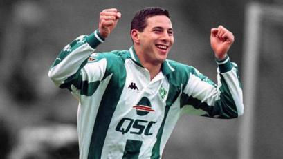 Bundesliga: Claudio Pizarro y su mejor gol con Werder Bremen cumplen 20 años