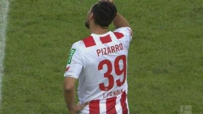 Claudio Pizarro anotó al último minuto y el VAR se lo anuló