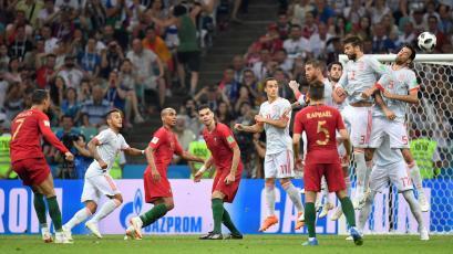 Rusia 2018: Lo que dejó el empate entre Portugal y España