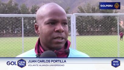 Juan Carlos Portilla: