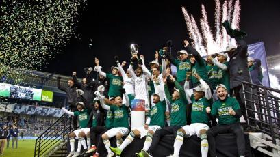 Portland Timbers de Andy Polo clasificó a la final de la MLS