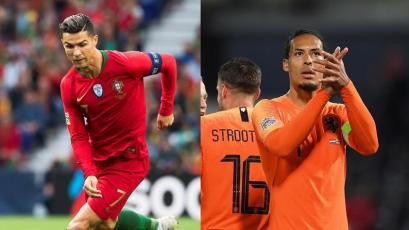 Portugal vs. Holanda: se enfrentan por la final de la UEFA Nations League