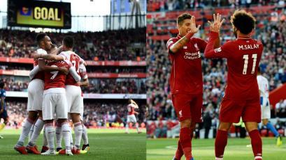 Premier League: Liverpool ganó y es el único puntero