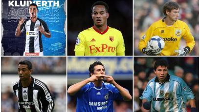 Kluiverth Aguilar: los futbolistas peruanos que jugaron en la Premier League (VIDEOS)