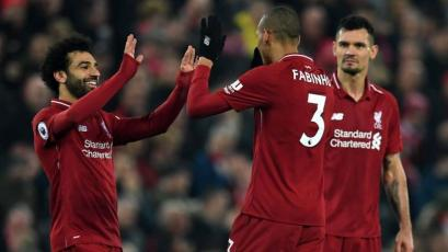 Premier League: Liverpool goleó y se reafirma como líder en el 'Boxing Day'