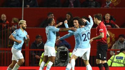 Premier League: Manchester City gana el clásico y es nuevo líder