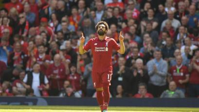 Premier League: Mohamed Salah rompe otro récord