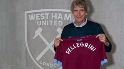 Premier League: West Ham hace oficial la contratación de Manuel Pellegrini