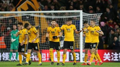 Premier League: Wolves frena al Manchester United (2-1)