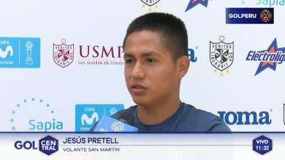 Jesús Pretell: