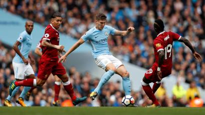 Previa: Liverpool y Manchester City chocan en Anfield