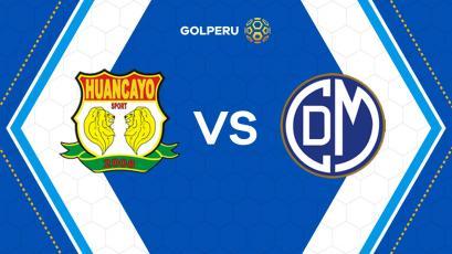 Previa: Sport Huancayo buscará retomar el liderato a costa de Deportivo Municipal