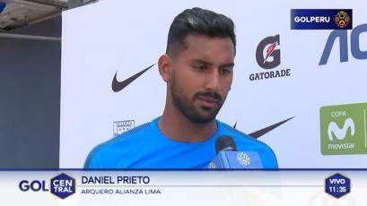 Daniel Prieto: