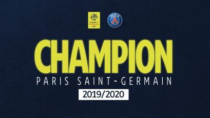 Ligue 1: PSG fue declarado campeón a falta de 10 fechas