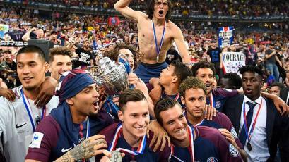 Copa de Francia: PSG campeonó con Dani Alves como el más ganador de la historia