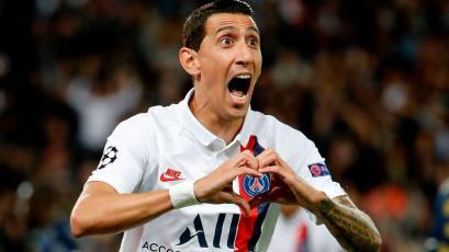 Champions League 2019-20:  la goleada del PSG sobre Real Madrid y todos los resultados del segundo día
