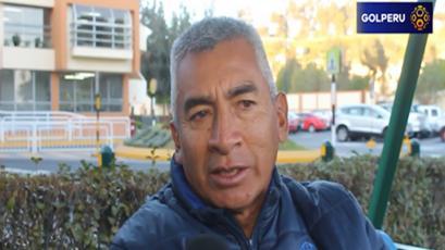 Luis 'Puchito' Flores dejó de ser entrenador de Binacional