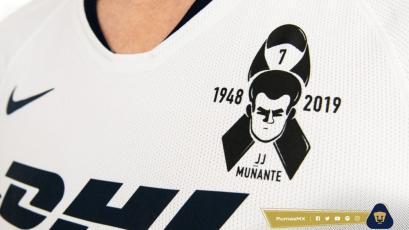 Pumas de México le rendirá gran homenaje a Juan José Muñante