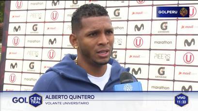 Alberto Quintero: